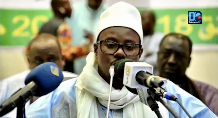 (VIDÉO) Le discours de Cheikh Bassirou Mbacké Abdou Khadre en Mauritanie