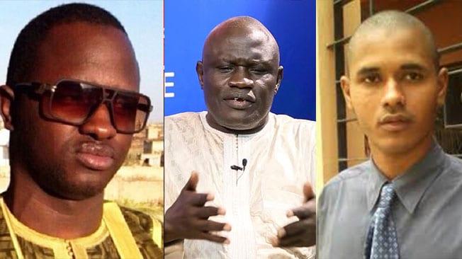 Gaston Mbengue, Moïse Rampino et Cheikh Mbacké Gadiaga coupables d'association de malfaiteurs
