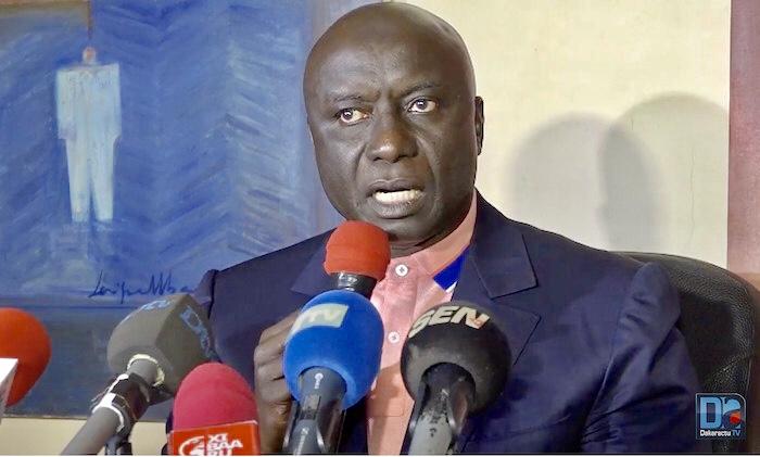 Idrissa Seck promet de libérer Khalifa Sall dès son accession au pouvoir