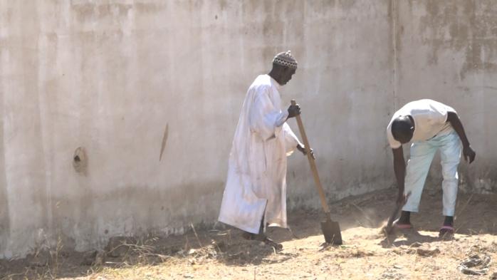 Ndiassane : Voici la dernière demeure de Ahmed Bachir Kounta