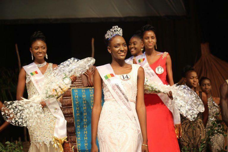 Miss Sénégal 2019 : Alberta Diatta de Ziguinchor élue reine de beauté nationale