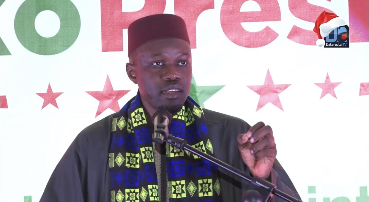 Affaire des 94 milliards : Ousmane Sonko dit ne répondre qu'à la convocation du Procureur et taxe  d'enfantillage la requête de Aymérou Gningue
