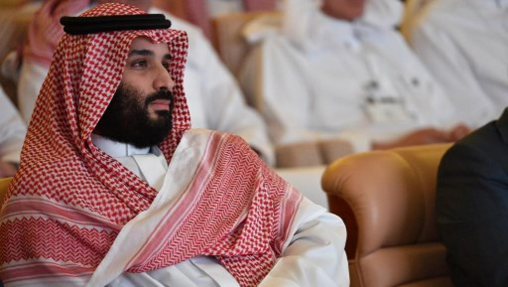 Mohammed ben Salman arrive au Pakistan avec un gros chèque