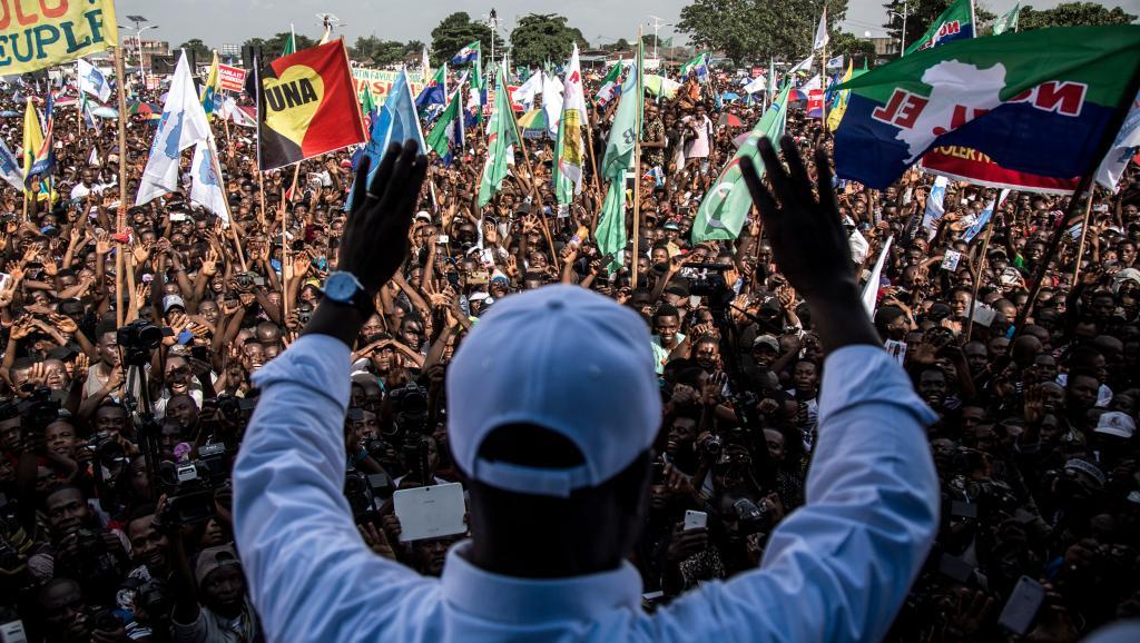 RDC: à Butembo, au Nord-Kivu, Martin Fayulu appelle au changement