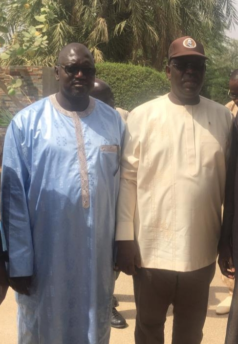 Baba garage se mobilise derrière El hadji Ablaye pour un accueil triomphal du candidat Macky Sall dans le Baol
