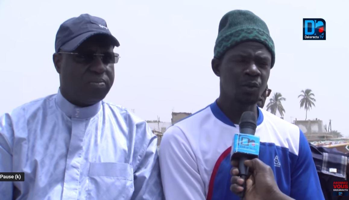 les pêcheurs s'engagent derrière, Abdou Karim SALL pour la réélection du président Macky SALL dès le 1er tour.