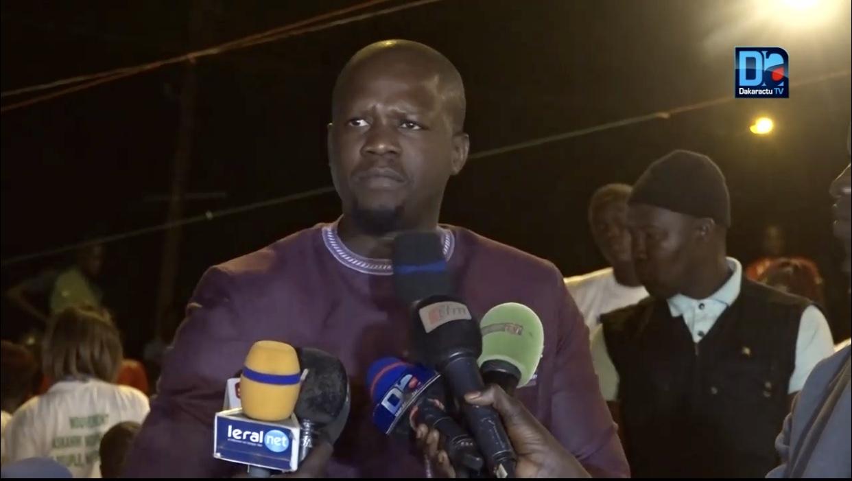 Mouhamadou Massaly accuse Macky Sall de vouloir «voler» l'élection présidentielle