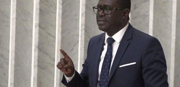 «La commission d'enquête ne vise pas Ousmane Sonko»