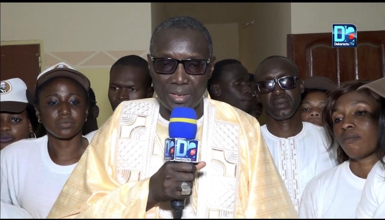 Serigne Thierno Ngom bat campagne à Guinguinéo et mobilise lors du meeting du candidat Macky Sall