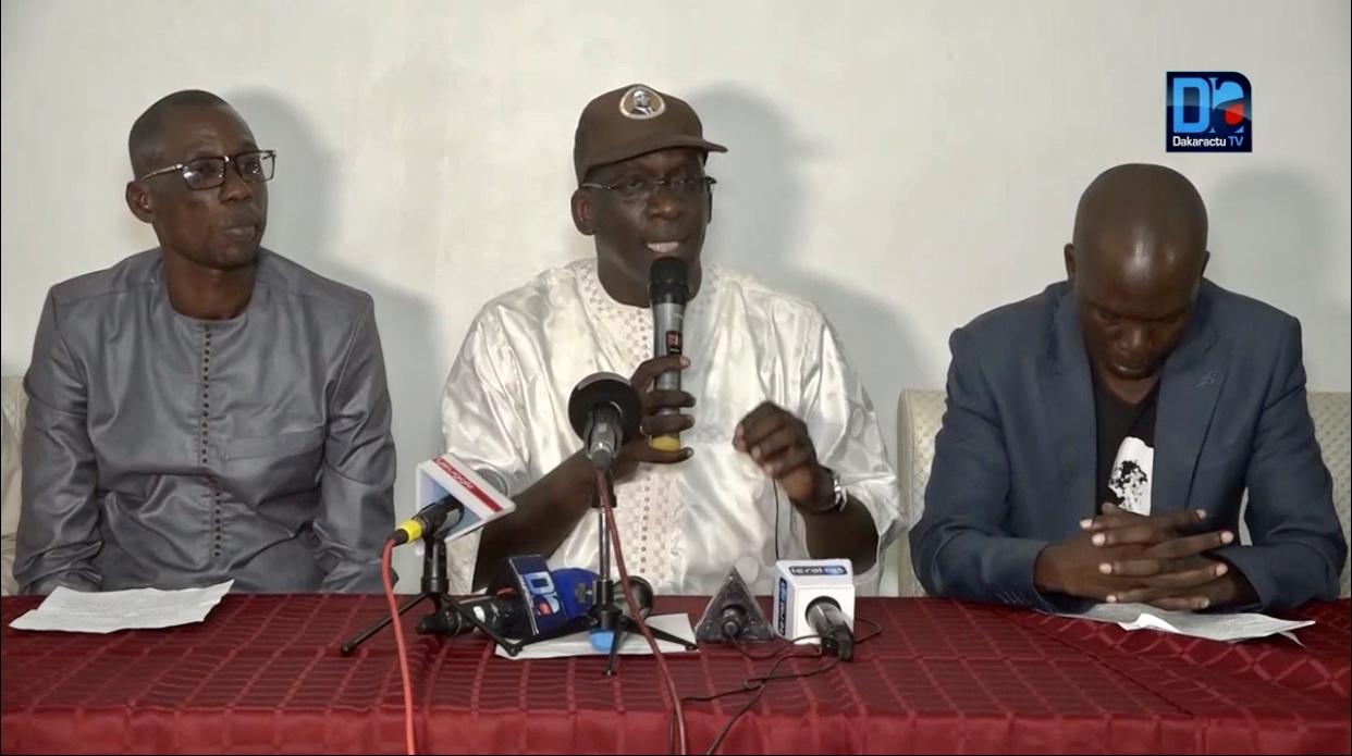 Abdoulaye Diouf Sarr enrôle les jeunes de la plateforme «Sénégal Rek»