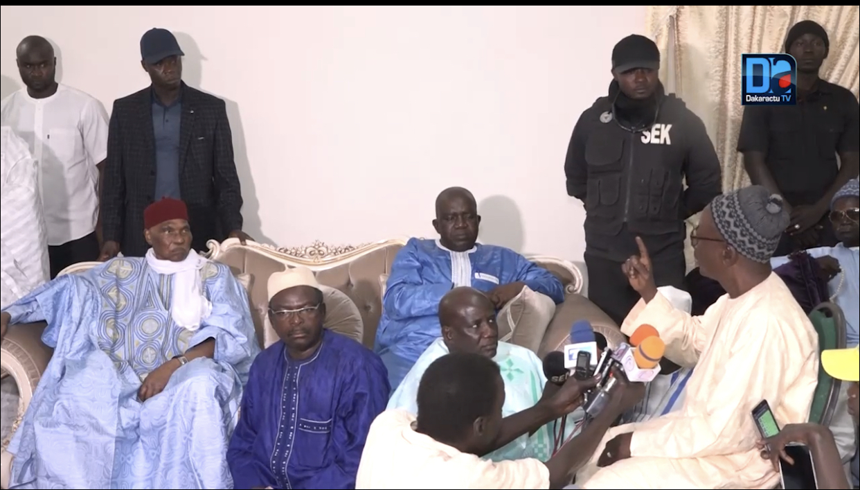 «Nous ouvrons nos portes à tous! Ndiassane et le Khalife se tiennent à équidistance du jeu politique» (Pape Abdourahmane Kounta, porte-parole du Khalife)