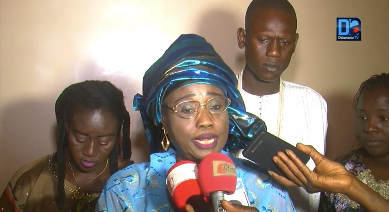 «C'est consciente de la volonté du Président Macky Sall de développer Touba, que j'ai décidé de travailler pour sa réélection»