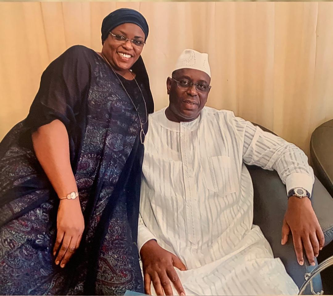 SÉNÉGAL : Le couple présidentiel en mode Ramadan