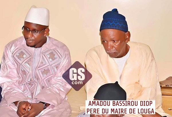 Nécrologie : Décès d'Amadou Bassirou Diop, père du ministre Moustapha Diop