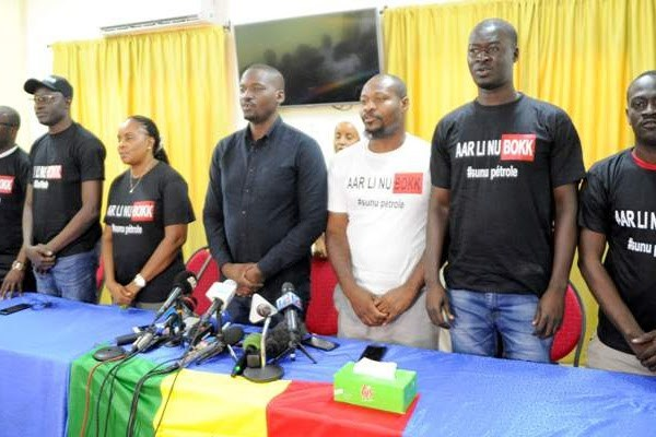 Cheikh Tidiane Dièye, coordonnateur Aar Li Nu Bokk : « nous resterons mobilisés jusqu'à la solution finale »