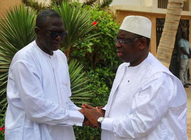 Retrouvailles avec ses compagnons de la première heure : Macky Sall n'avait pas convié Moustapha Diakhaté