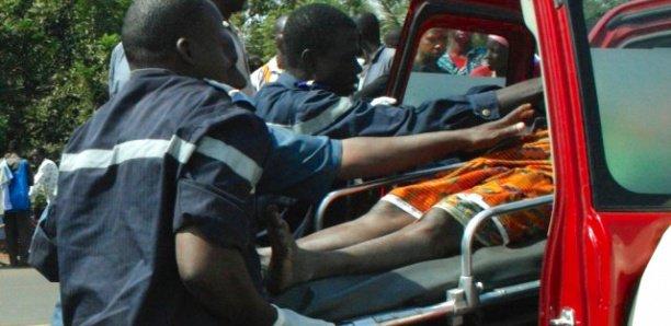 Touba : un accident d'un bus scolaire fait 5 blessés