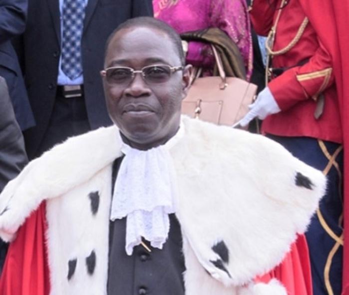 COUR SUPRÊME : Cheikh Tidiane Coulibaly remplace Badio Camara à la présidence.