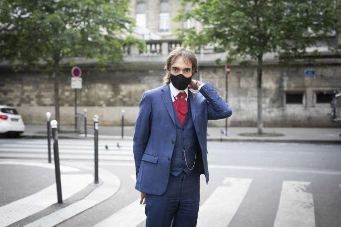 Le candidat à la mairie de Paris Cédric Villani a déclaré sur France Inter faire partie en tant que vice-président du nouveau groupe.