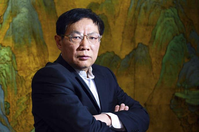 Ren Zhiqiang, le 3 décembre2012, àPékin.