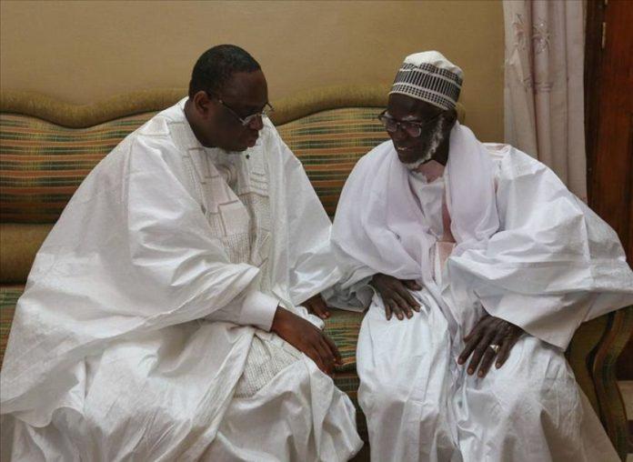 Le Président Macky Sall actuellement à Touba pour s'entretenir avec le Khalife